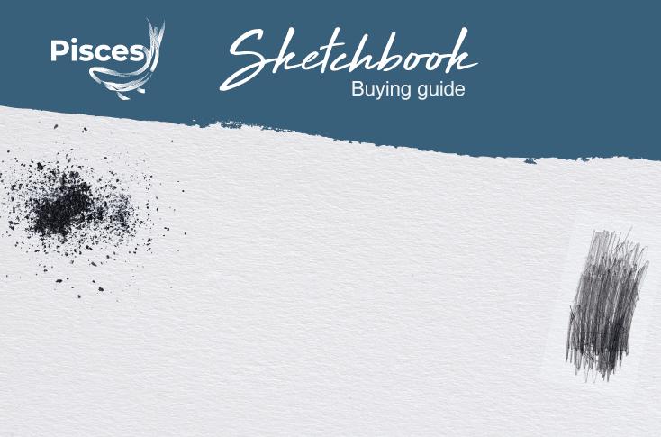 Buy Sketchbooks For Schools Pisces Sketchbooks Tts